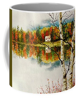 Fall Splendour Coffee Mug