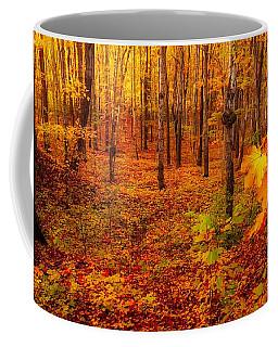 Fall Sugar Bush Coffee Mug