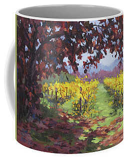 Fall Vineyard Coffee Mug
