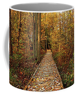 Fall Walk Coffee Mug