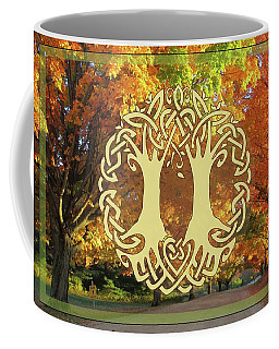 Fall Wedding Coffee Mug