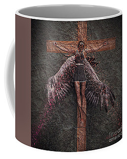 Fallen Angel #2 Coffee Mug