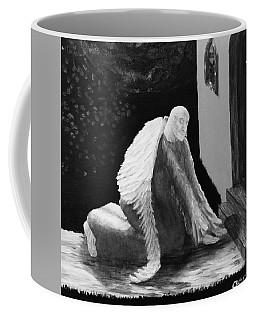 Fallen Angel Noir  Coffee Mug
