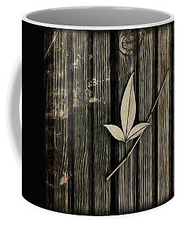 Fallen Leaf Coffee Mug by John Edwards