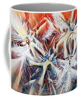 Falling Angels Coffee Mug