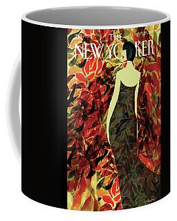 Falling Beauty Coffee Mug