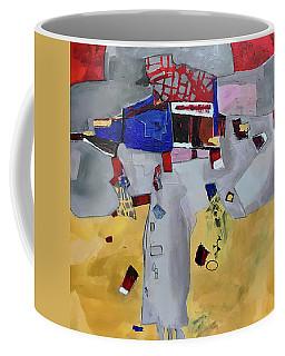 Falling City Coffee Mug