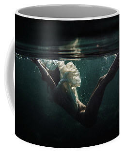 Falling Down Coffee Mug
