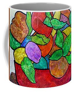 Falling Fruit Coffee Mug