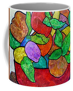 Falling Fruit Coffee Mug