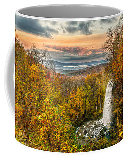 Falling Spring Falls Coffee Mug