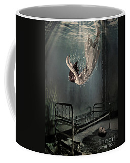 Falling To Sleep Coffee Mug
