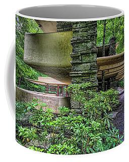 Falling-water Frank Lloyd Wright Hd Coffee Mug