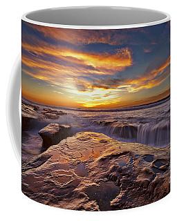 Falling Water Coffee Mug