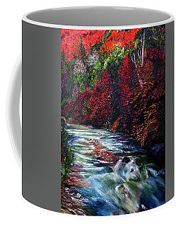 Falling Waters Coffee Mug