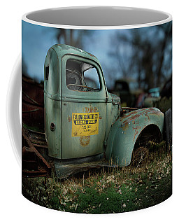 Fallon Excavating Co. Coffee Mug