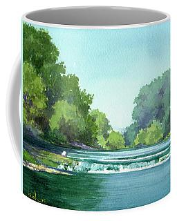 Falls At Estabrook Park Coffee Mug