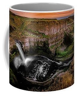 Falls At Palouse Coffee Mug