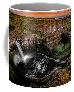 Falls At Palouse Coffee Mug