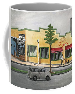 Falls Church Coffee Mug