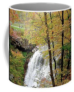 Falls In Autumn Coffee Mug