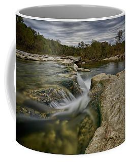 Texas Hill Country Falls Coffee Mug