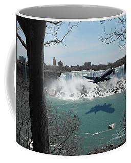 Fallse Landing Coffee Mug by David and Lynn Keller