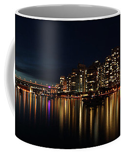 False Creek Reflections Coffee Mug