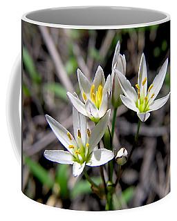 False Garlic Wild Flower Coffee Mug