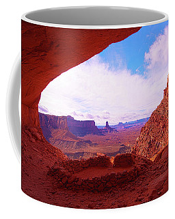 False Kiva Coffee Mug