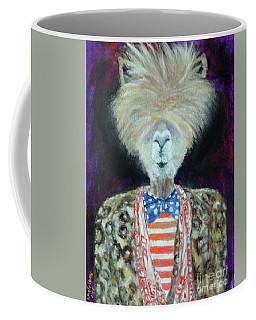 Fame Coffee Mug by Lyric Lucas
