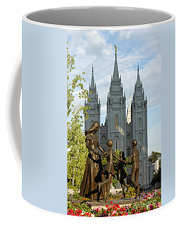 Families Are Forever Coffee Mug