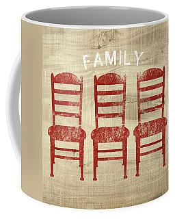 Family- Art By Linda Woods Coffee Mug