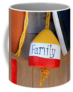 Family Buoy Coffee Mug