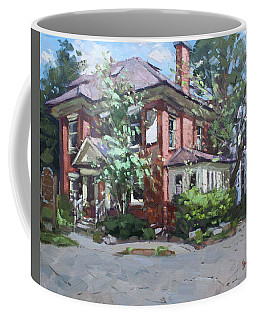 Family Chiropractic In Georgetown On Coffee Mug