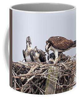Family Meal Coffee Mug