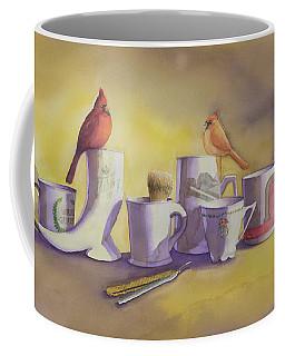 Family Mug Shot Coffee Mug