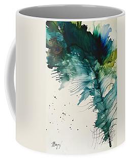 Fancy Feather Coffee Mug