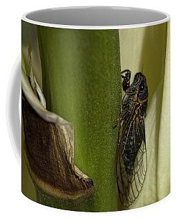 Fancy Meeting You Here Coffee Mug