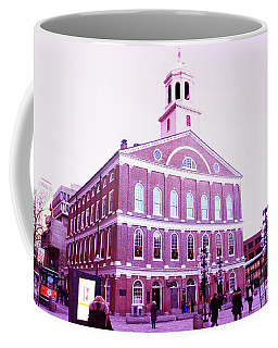 Faneuil Hall Coffee Mug