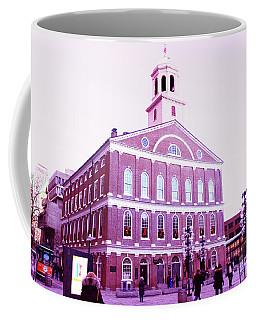 Faneuil Hall Coffee Mug