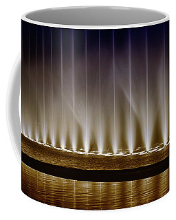 Fanfare Fountains Coffee Mug by Joseph Hollingsworth