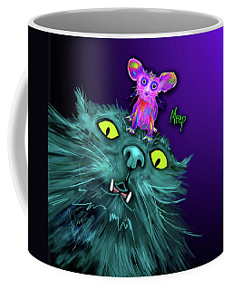 Fang And Meep  Coffee Mug