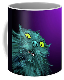 Fang Dizzycat Coffee Mug