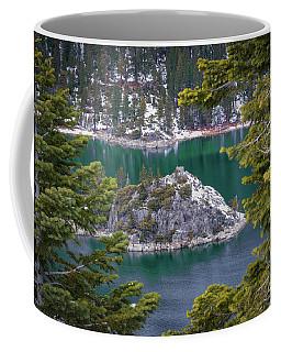 Fannette Island Tea House Coffee Mug