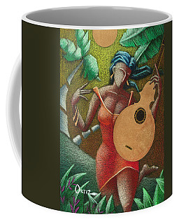 Fantasia Boricua Coffee Mug
