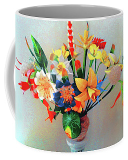 Fantastic Flowers Of The South Pacific Coffee Mug