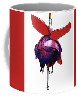 Fantastic Fuchsia Coffee Mug