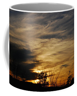 Fantastic Sunet Coffee Mug