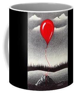 Fantasy And Reality Coffee Mug